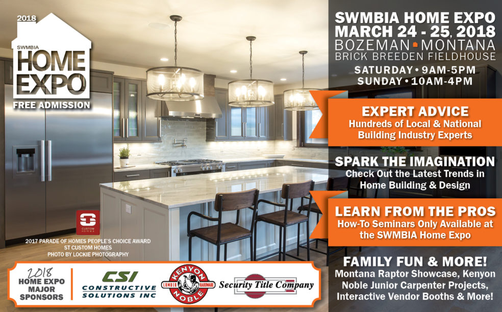 Home Design Expo 2018 Part - 47: SWMBIA HOME EXPO U2013 March 24 And 25, 2018